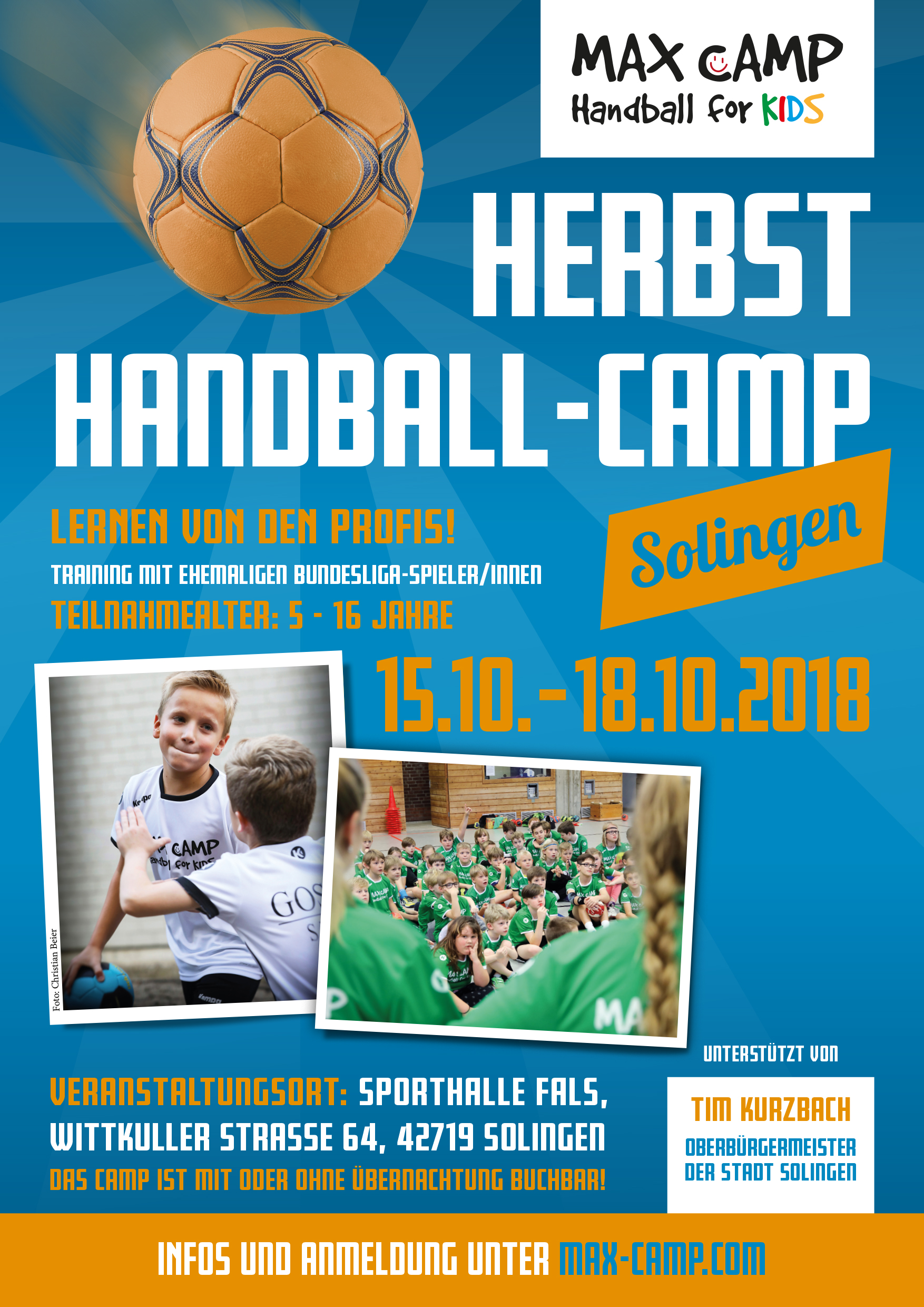 Max Camp Herbst 2018